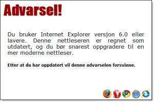Advarsel på blogg.svartkrutt.net