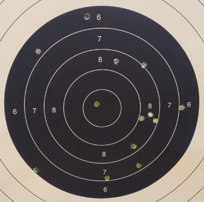 4''' kammerlader. Mitt første forsøk på denne klassen med helt OK resultat.